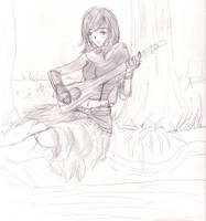 .:The Minstrel.: by DriRose
