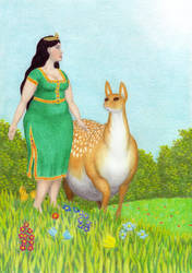 Princess by Soobel