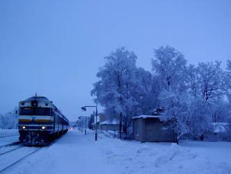 Tyri station by Soobel