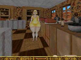Yellow Girl by Soobel