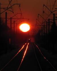 Sunset by Soobel