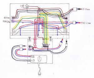 Railway layout schema by Soobel