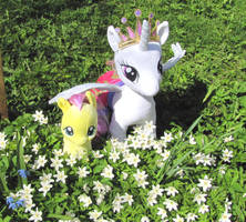 Blossom Checkup by Soobel
