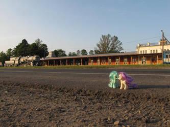 Haapsalu Railway Station by Soobel