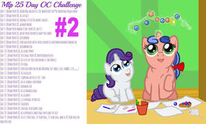 OC Challenge 25-2 filly age by Soobel