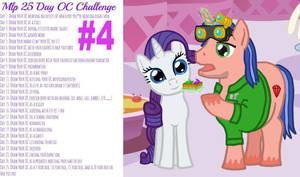 OC Challenge 25-4 gender bent by Soobel
