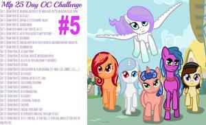 OC Challenge 25-5 M6 by Soobel