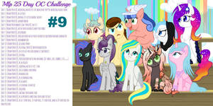 OC Challenge 25-9 Rainbowfied by Soobel