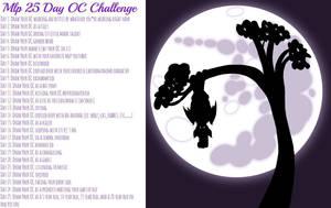 OC Challenge 25-10 Bat Pony by Soobel