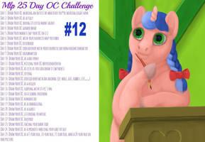 OC Challenge 25-12 Cutie by Soobel