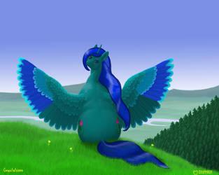 The wings by Soobel