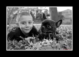 Devon And Happyjack by Trippy4U