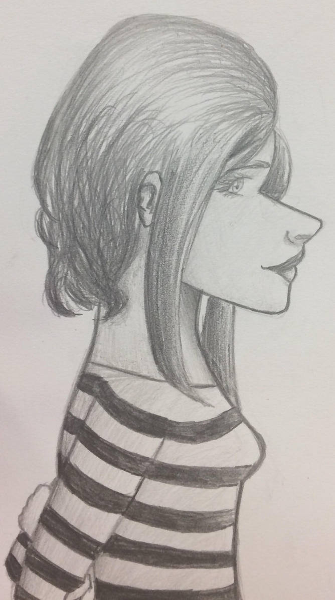 Heres a portrait! by AthenaHolmes