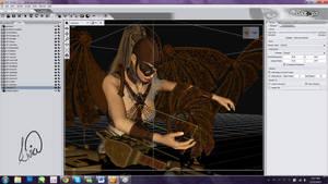 SteamPunk Progress 3 by LiviaZita