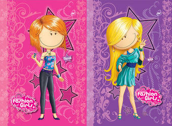 Fashion Girls - DAC by smotcha