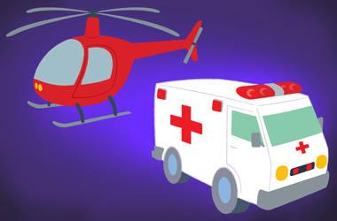 Helicop Ambul by smotcha
