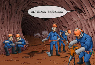 Tunel Do Metr by smotcha