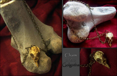 Charm of the Golgotha by TormentedArtifacts
