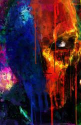 Deathstroke the Terminator aka Slade Wilson by j2Artist