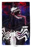 Venom!!! by j2Artist