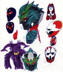 Inner Demons by KingDRagonZero