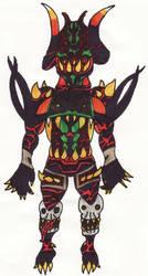 Dragon Ninja by KingDRagonZero