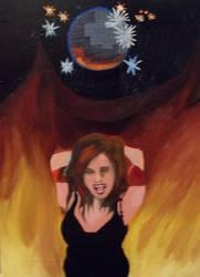 Disco Inferno by KingDRagonZero