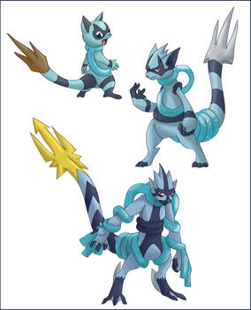 Fan game fakes 13 by shinyscyther