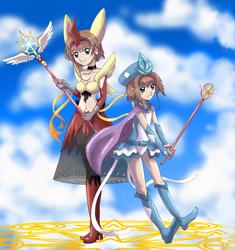 Card captors Sakuras by shinyscyther