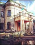 The lost Versailles by EshekiAmira