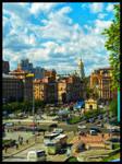 Sunny capital by EshekiAmira
