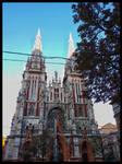 Gothic beauty by EshekiAmira