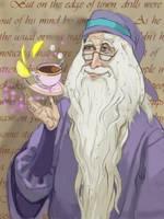 Dumbledore by Chyringa