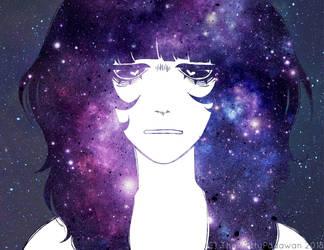 Feelin' A Bit Spacey by ThePrettyPadawan