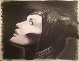 Maleficent by hollystarlightanime