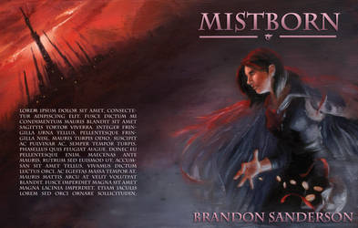 Mistborn by lilwassu