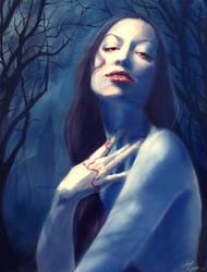 Blood Lust by lilwassu