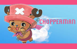 Chopperman - One Piece by studiomarimo