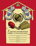 Stonecutters T-shirt by studiomarimo