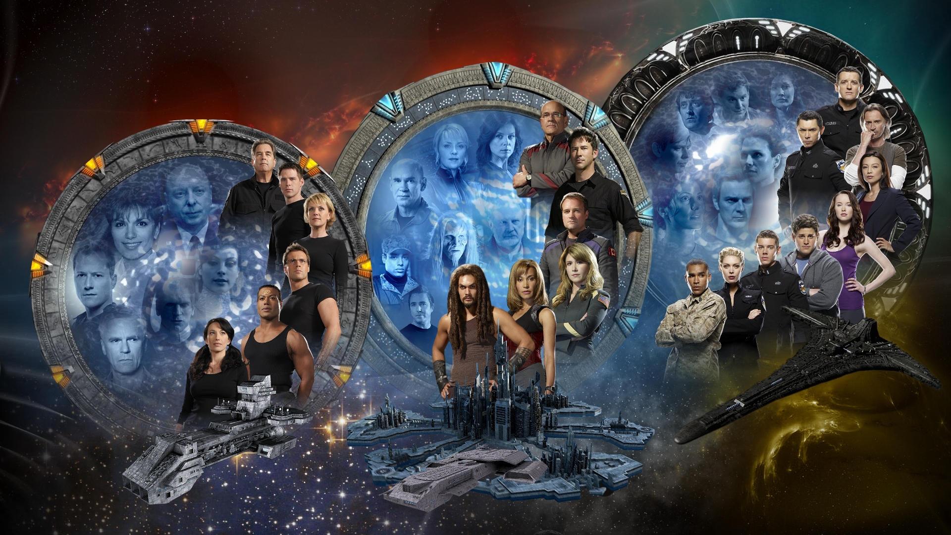 Stargate Wallpaper By Lordradim On Deviantart