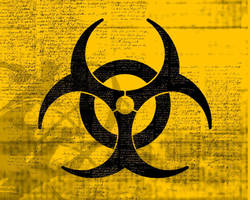 Biohazard Wallpaper superseded by illused