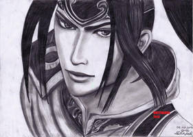 Zhao Yun (DW7) by DIRTYBAD96
