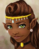 A Royal Beauty by KiraTheArtist