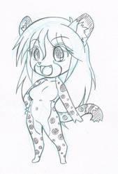 Mihari sketch by freelancemanga