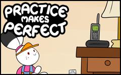 Practice makes Perfect #40 by freelancemanga