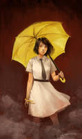 [Umbrella Revolution] by kayeinou