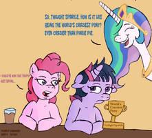 World's Craziest Pony by SB99stuff