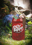 Dr Pepper and the Fae by juliet981