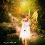 Fawn fairy by juliet981
