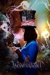 Wonderland MadHatter by juliet981